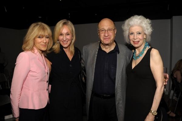 Judith Light, Barbara Steel, Arthur Pober, Jano Herbosch