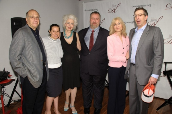 Arthur Pobin, Samantha Rudin Earls, Jano Herbosch, Gabriel Shanks, Judith Light, Bill Rudin