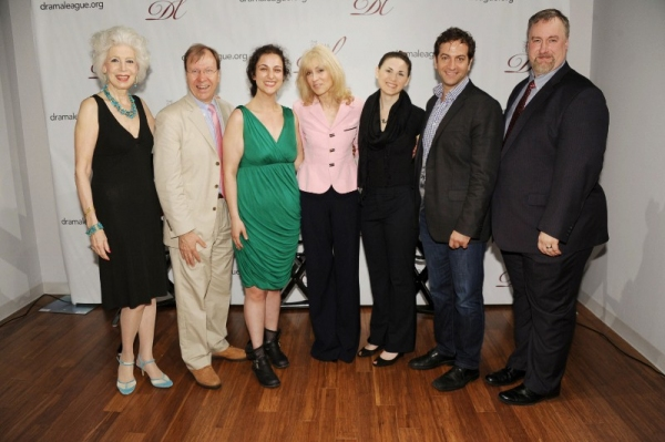 Jano Herbosch, Roger T. Danforth, Sanad Dhajarrahimi,   Judith Light, Lauren Keating, Photo