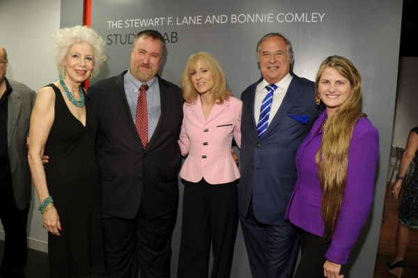 Jano Herbosch,  Gabriel Shanks, Judith Light, Stewart F.Lane, Bonnie Comley