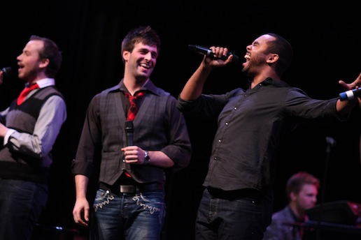 GYPSY OF THE MONTH: Jesse Nager of 'Motown: The Musical'