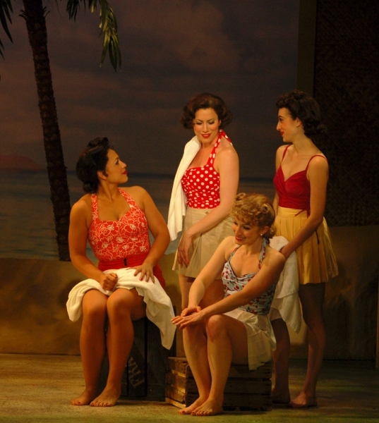 Photos: First Look at Rob Gallagher, Kim Carson and More in SOUTH PACIFIC at John W. Engeman Theater