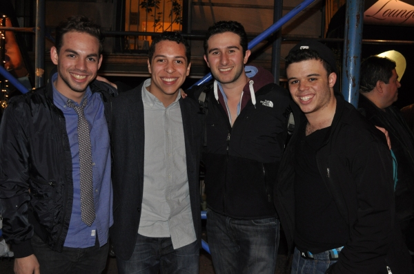 Adrian Ruz(In The Heights Boston, Producer Victor Legra, Danny George Sister Act Tour, Jorge Barranco In The Heights Boston