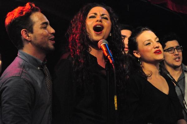 Adrian Ruz, Alessanda Valea, Sarah Crane, Chris Ramirez Photo