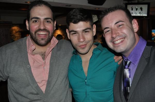 David Davila, Jose Sepulveda, Jay Levy.