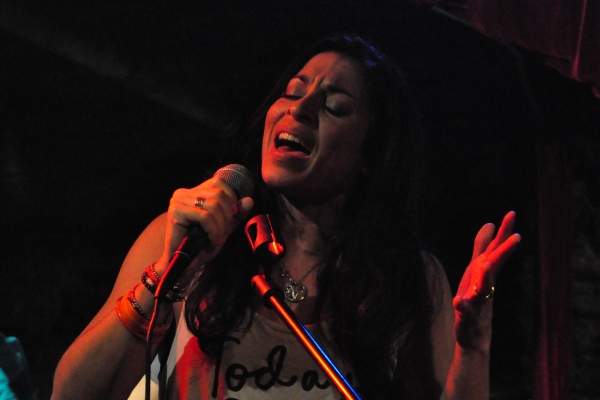 Photos: Courtney Reid, Luis Salgado and More Perform at BROADWAY SINGS SELENA Benefit