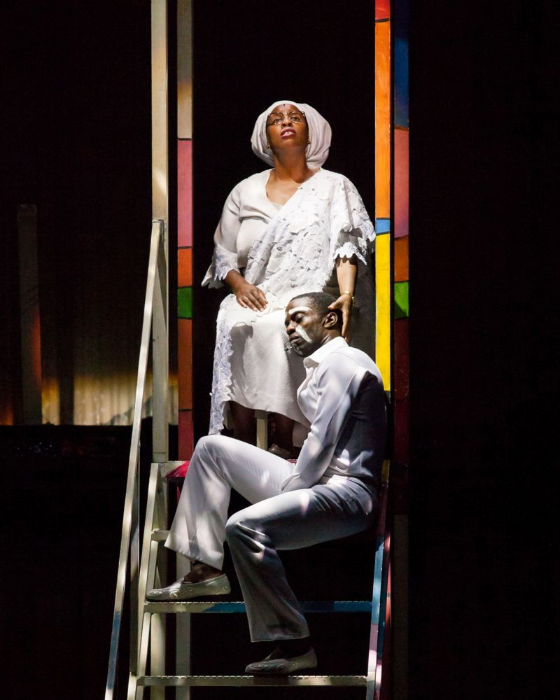 BWW Reviews: FELA at the Paramount – High Energy Message But Not Enough Story