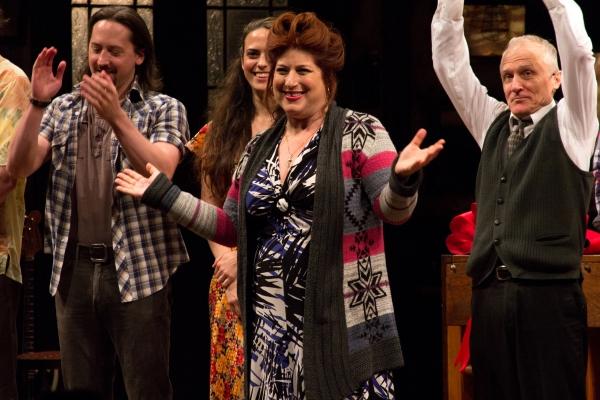 J. Michael Zygo, Erikka Walsh, Anne L. Nathan, David Patrick Kelly Photo