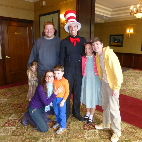 Photo Flash: SEUSSICAL National Tour Stops at WHBPAC