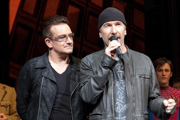 Bono, The Edge