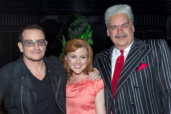 Bono, Rebecca Faulkenberry, Michael Mulheren