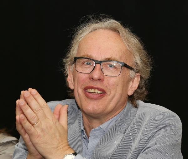 Conductor Martin Haselboeck