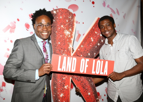 Billy Porter, Timothy Ware  Photo