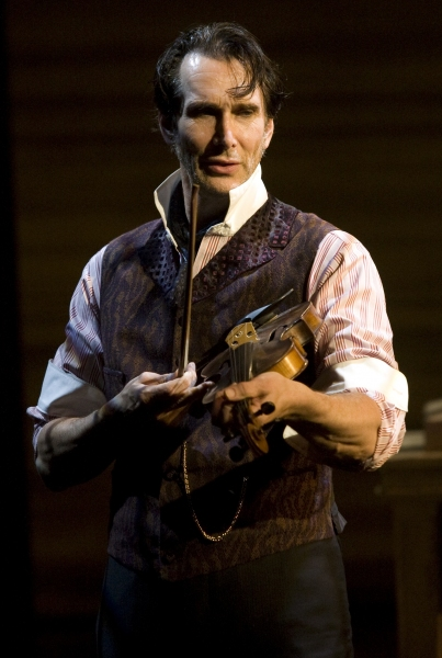 Todd Waite as Sherlock Holmes Photo