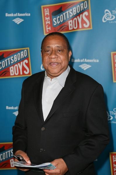 Actor Barry Shabaka Henley