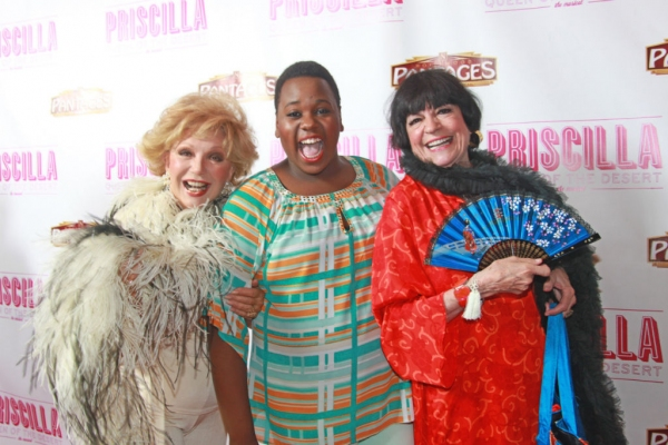 Ruta Lee and Jo Anne Worley enrobe with flair Alex Newell