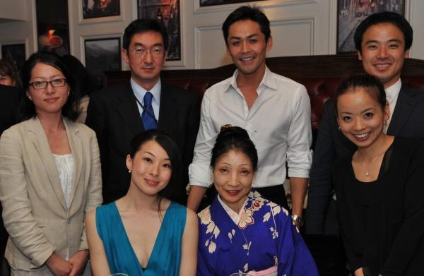 Noriko Yamamoto, Koichi Ai, Toshiji Takeshima, Masakasu Kigure, Kiyo Takami, Sachiyo Ito, Chiho Araki