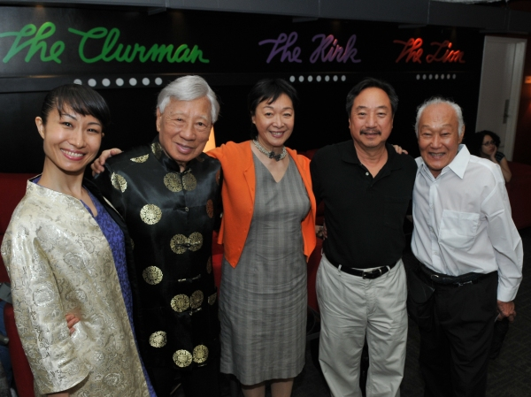 Rumi Oyama, Wally Wong, Tisa Chang, Ron Nakahara, Tom Matsusaka