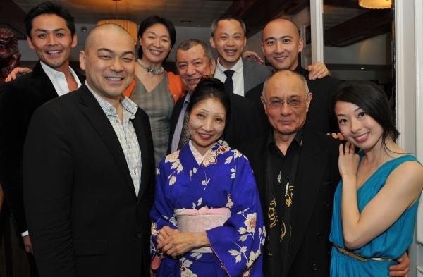Toshiji Takeshima, David Shih, Tisa Chang, John Baray, Dinh Q Doan, Don Castro, Sachiyo Ito, Ernest Abuba, Kiyo Takami