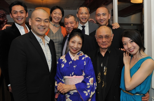 Toshiji Takeshima, David Shih, Tisa Chang, John Baray, Dinh Q Doan, Don Castro, Sachi Photo