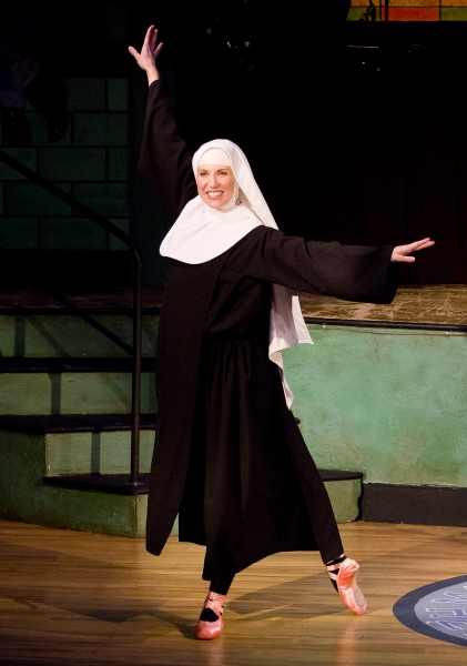 Stephanie Wahl (Sister Mary Leo)