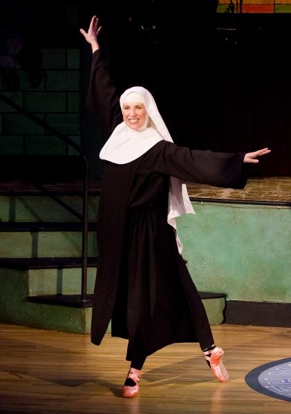 Stephanie Wahl (Sister Mary Leo)