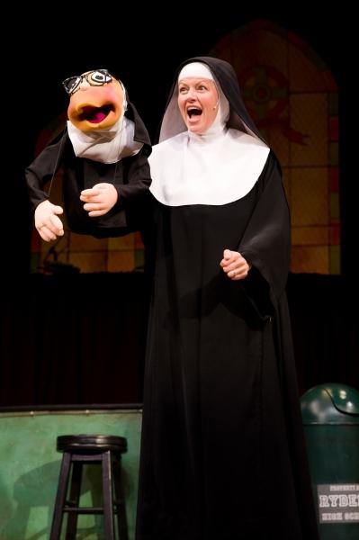 Jeanne Tinker (Sister Mary Paul AKA Amnesia)