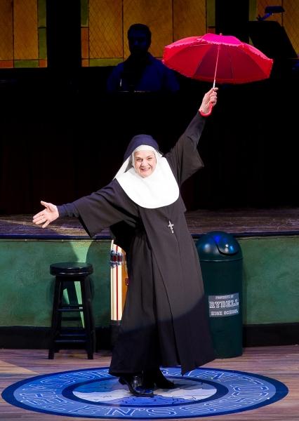 Terry Wickline (Reverend Mother Regina) Photo
