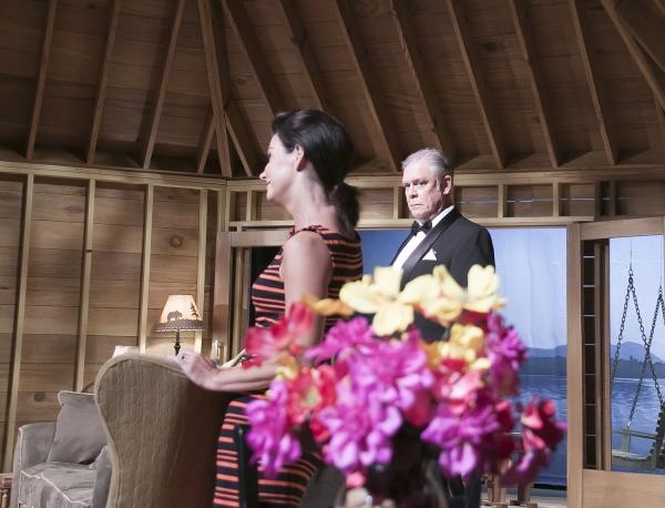 Marcia Carroll and John S. Davies