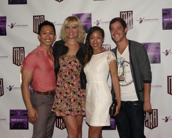 JC Layag, Kaitlin McCoy, Bety Le, and Patrick Loyd