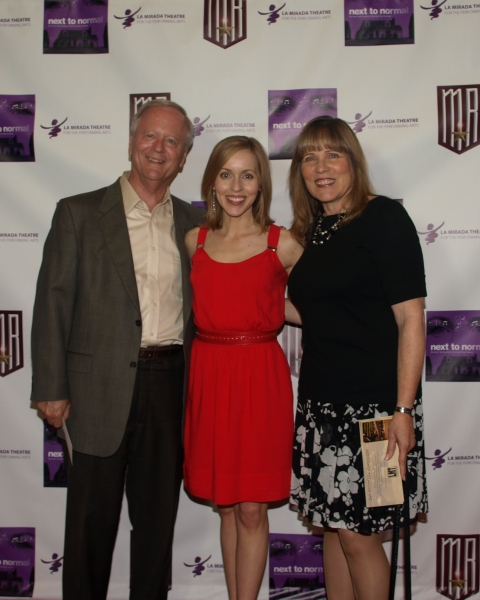 Gary Lewis, Jill Townsend, and Erin Lewis