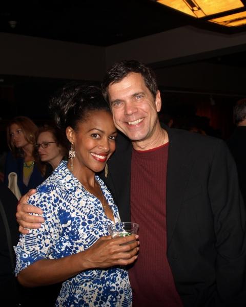 Jennifer Shelton and Todd Nielsen