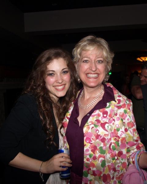 Tessa Grady and Tamara Zook