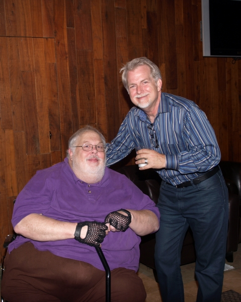 Calvin Remsberg and Roger Bean Photo
