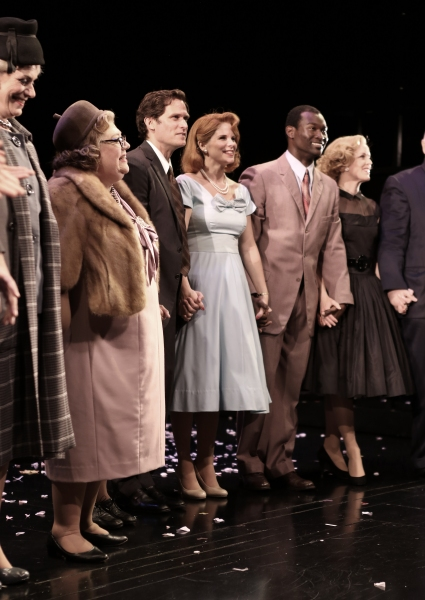 Mary Stout, Kelli O''Hara, Steven Pasquale, Isaiah Johnson, Nancy Anderson