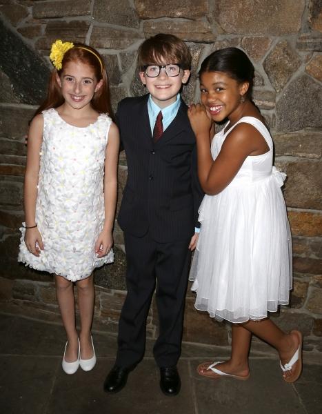 Elainey Bass, Jake Lucas, and Julianna Rigoglioso  Photo