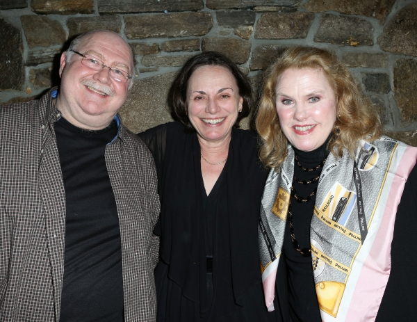 J.B. Adams, Alma Cuervo, Celia Weston