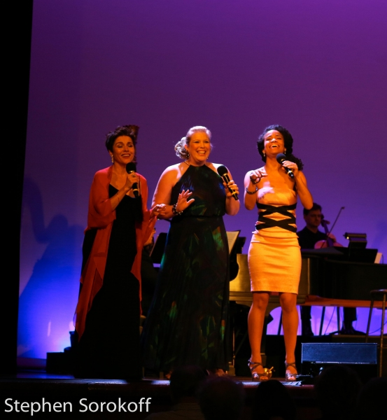Christine Andreas, Britney Breaker, Heather Jane Rolff