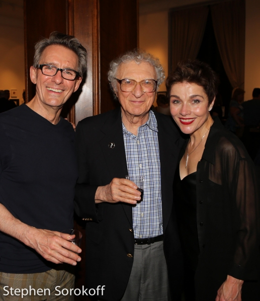 Mark Lamos, Sheldon Harnick, Christine Andreas