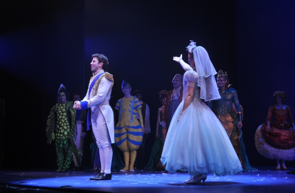 Photo Coverage: Jessica Grove, Nick Adams & More Take First Bow in Paper Mill Playhouse's THE LITTLE MERMAID
