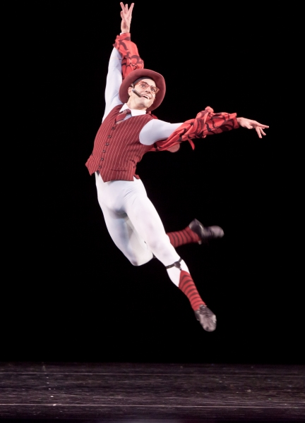 BWW Reviews: Houston Ballet's JOURNEY WITH THE MASTERS is Exhilarating, Extravagant & Immaculately Programmed