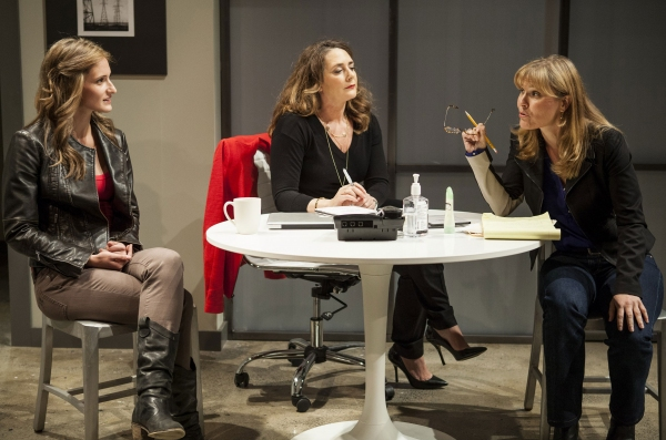 Jessica Cummings, Talia Balsam and Kelly McAndrew
