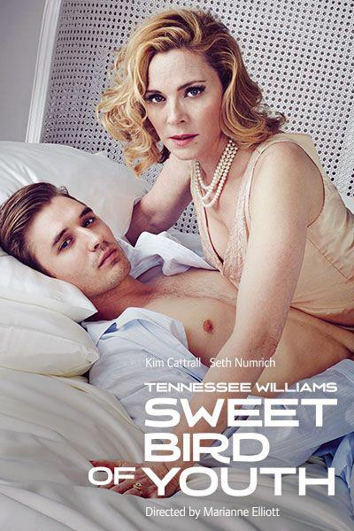 Cattrall Comments On SWEET BIRD, SEX & THE CITY & More