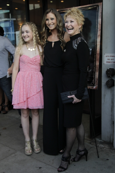 Photo Flash: Gabrielle Stone, Dee Wallace and More at SPEAK NO EVIL Premiere in Hollywood