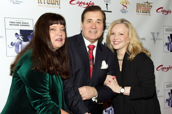 Patricia Watt, Lee Roy Reams, Susan Stroman Photo