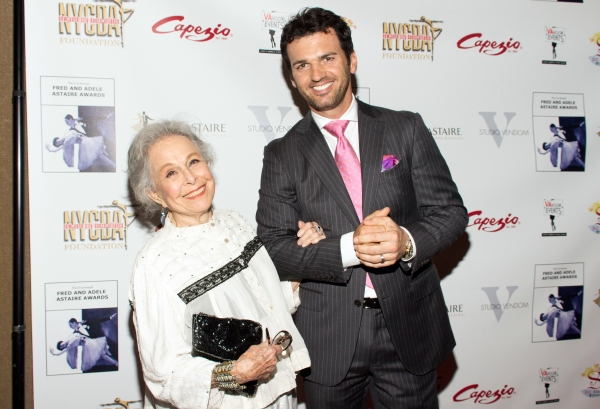 Marge Champion, Tony Dovolani