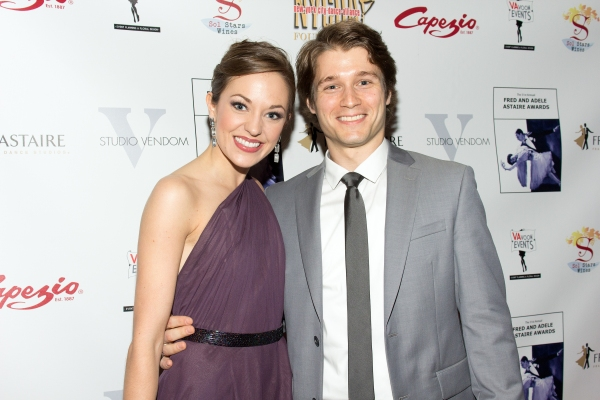 Laura Osnes, Andy Mills