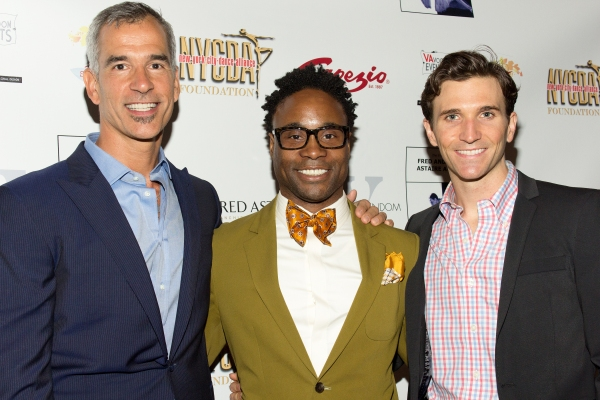 Jerry Mitchell, Billy Porter, Charlie Sutton