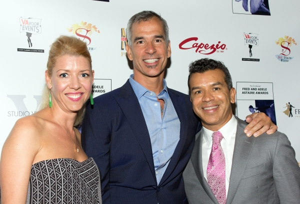 Kelly Devine, Jerry Mitchell, Sergio Trujillo