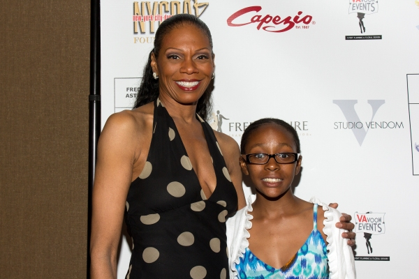 Stephanie Pope and her daughter